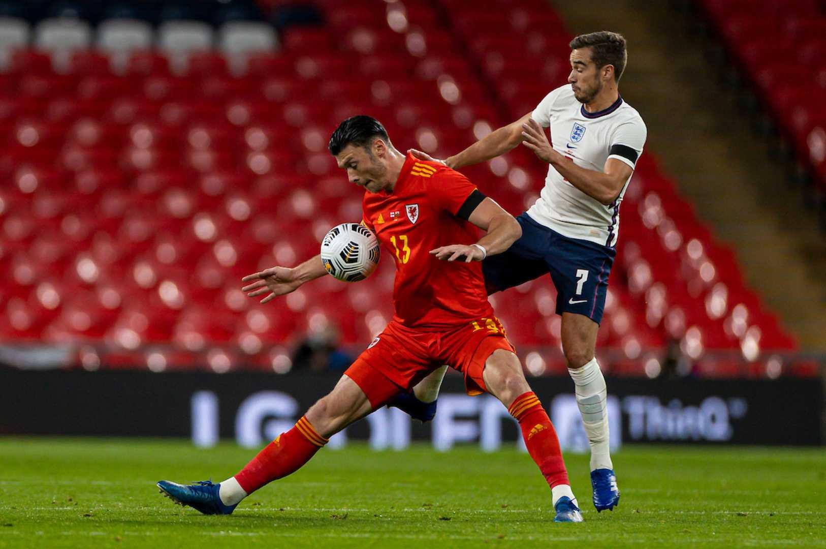 Lloegr 3-0 Cymru