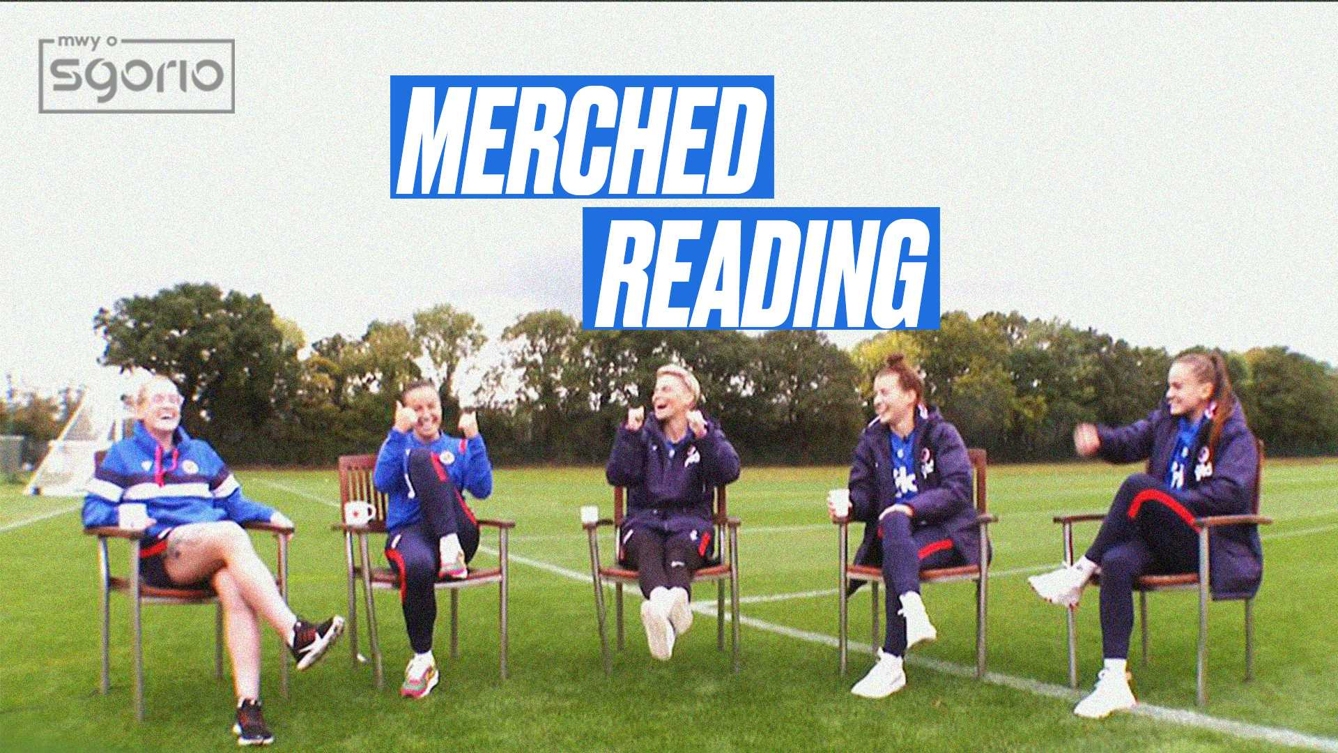 Merched Reading