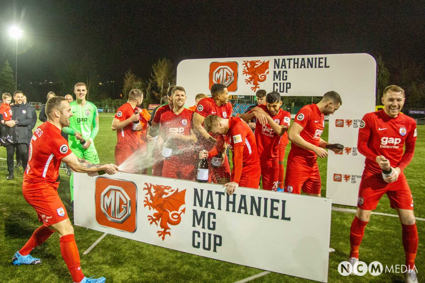 Nathaniel MG Cup first round draw