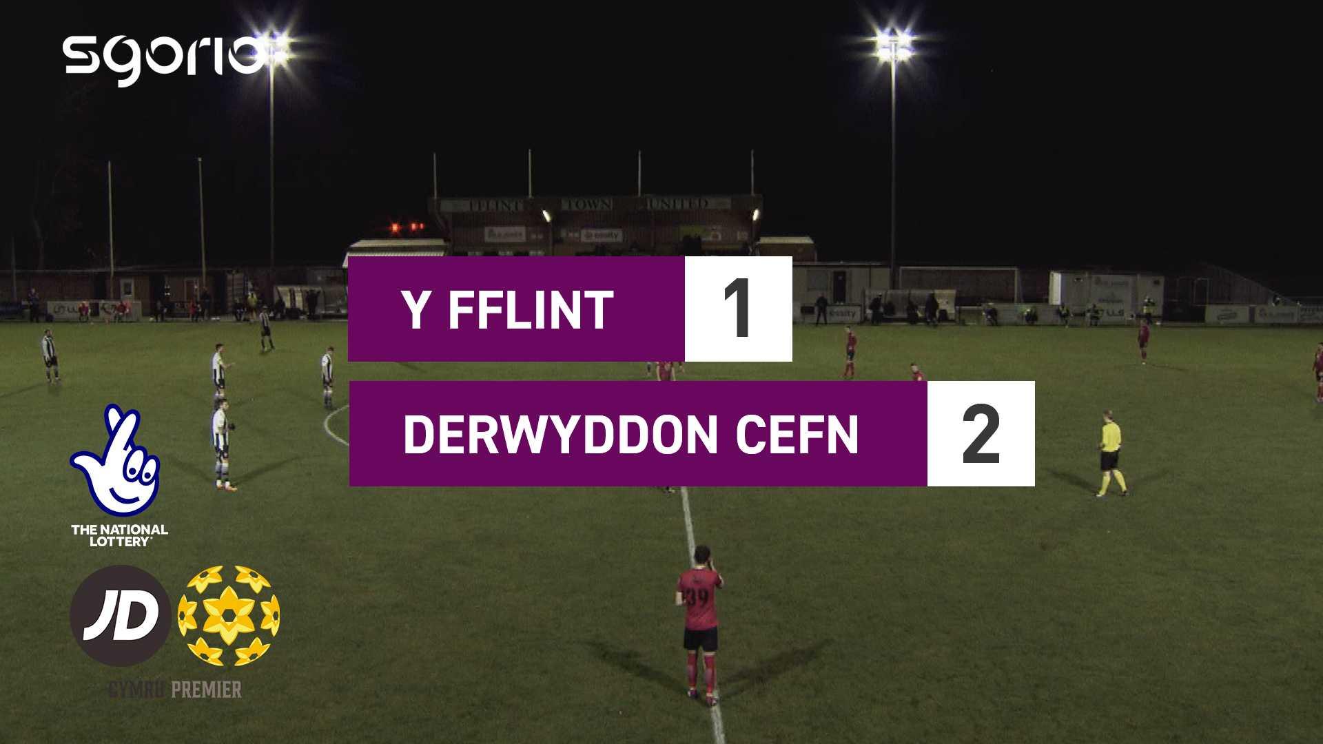 Y Fflint 1-2 Derwyddon Cefn