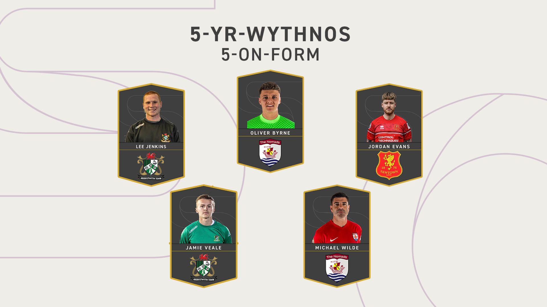 5-Yr-Wythnos