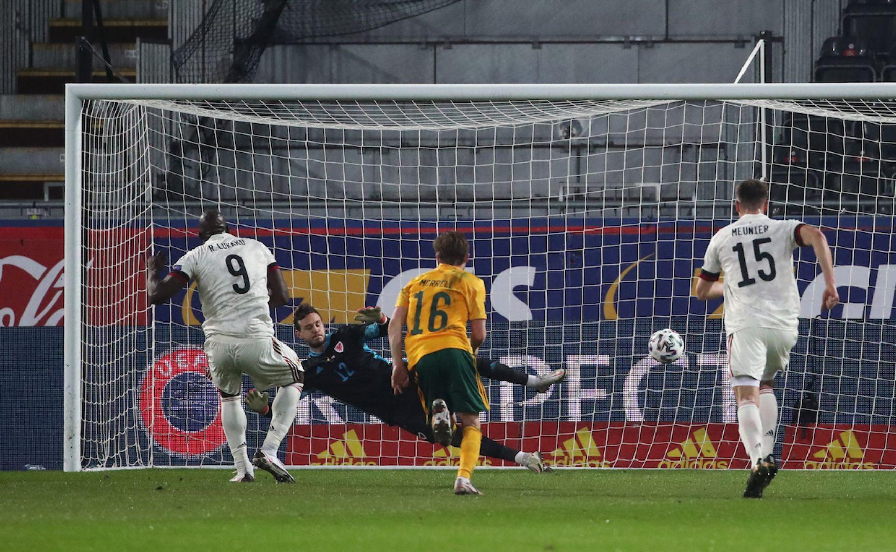 Gwlad Belg 3-1 Cymru