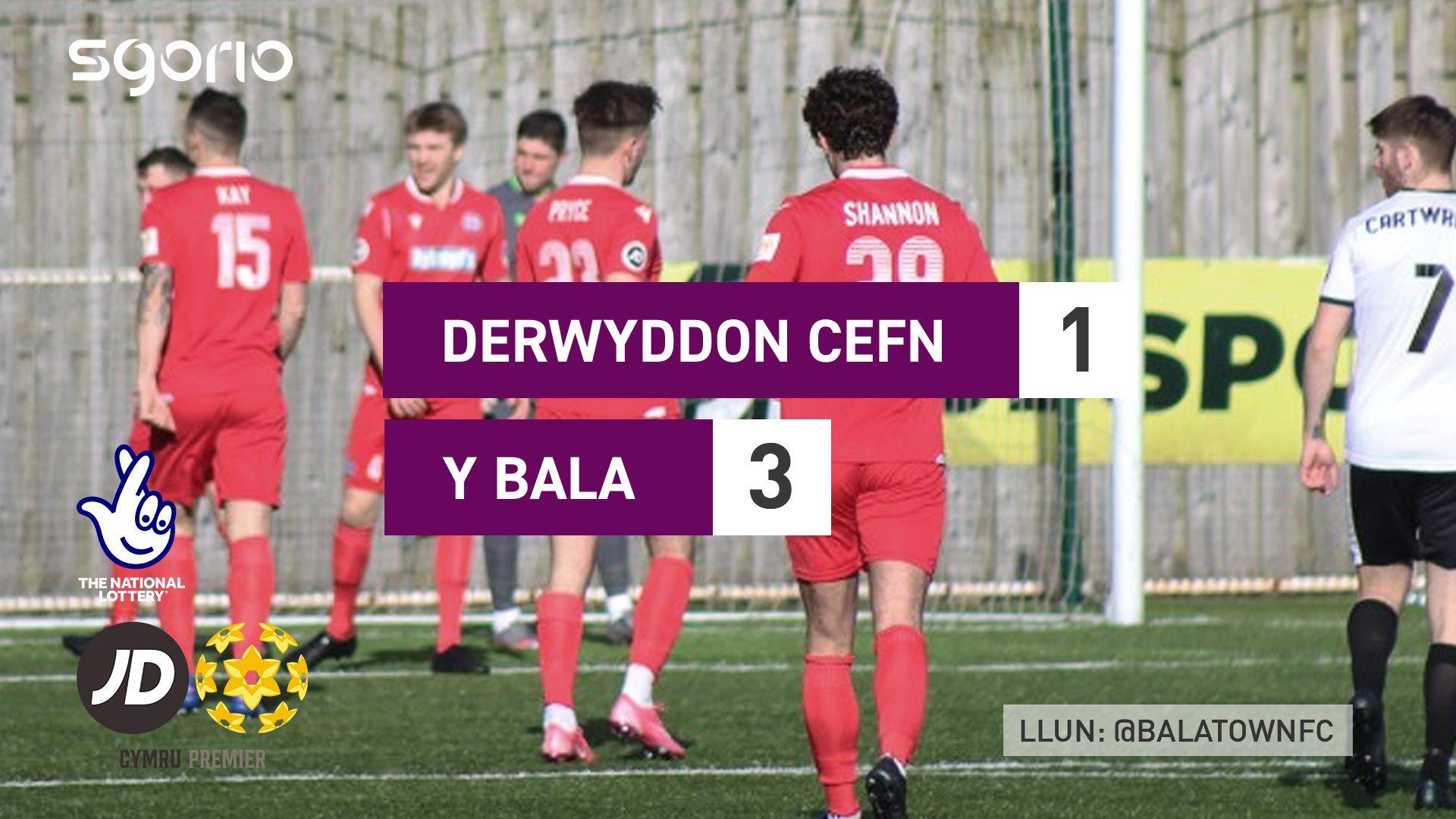 Derwyddon Cefn 1-3 Y Bala