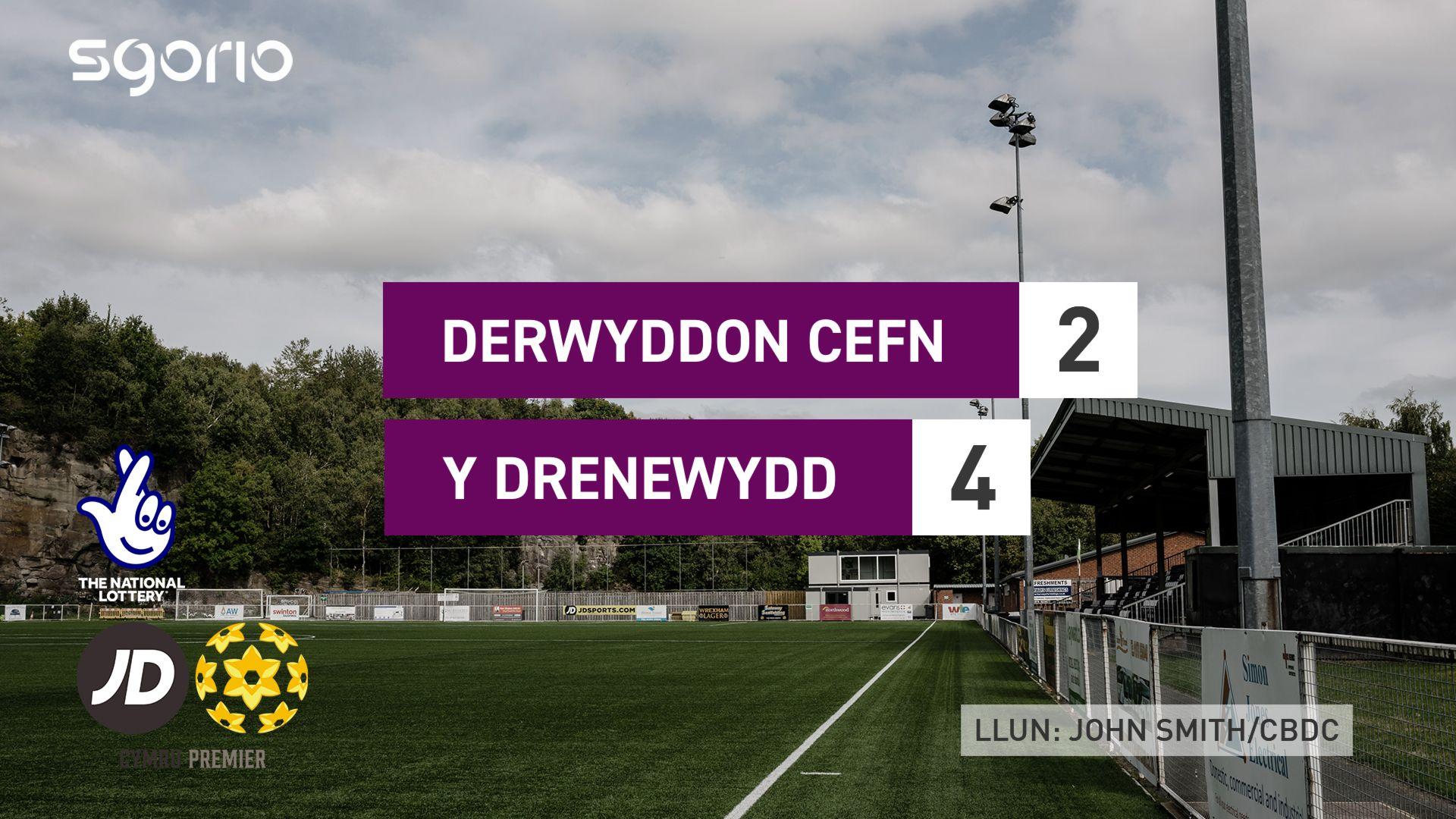 Derwyddon Cefn 2-4 Y Drenewydd