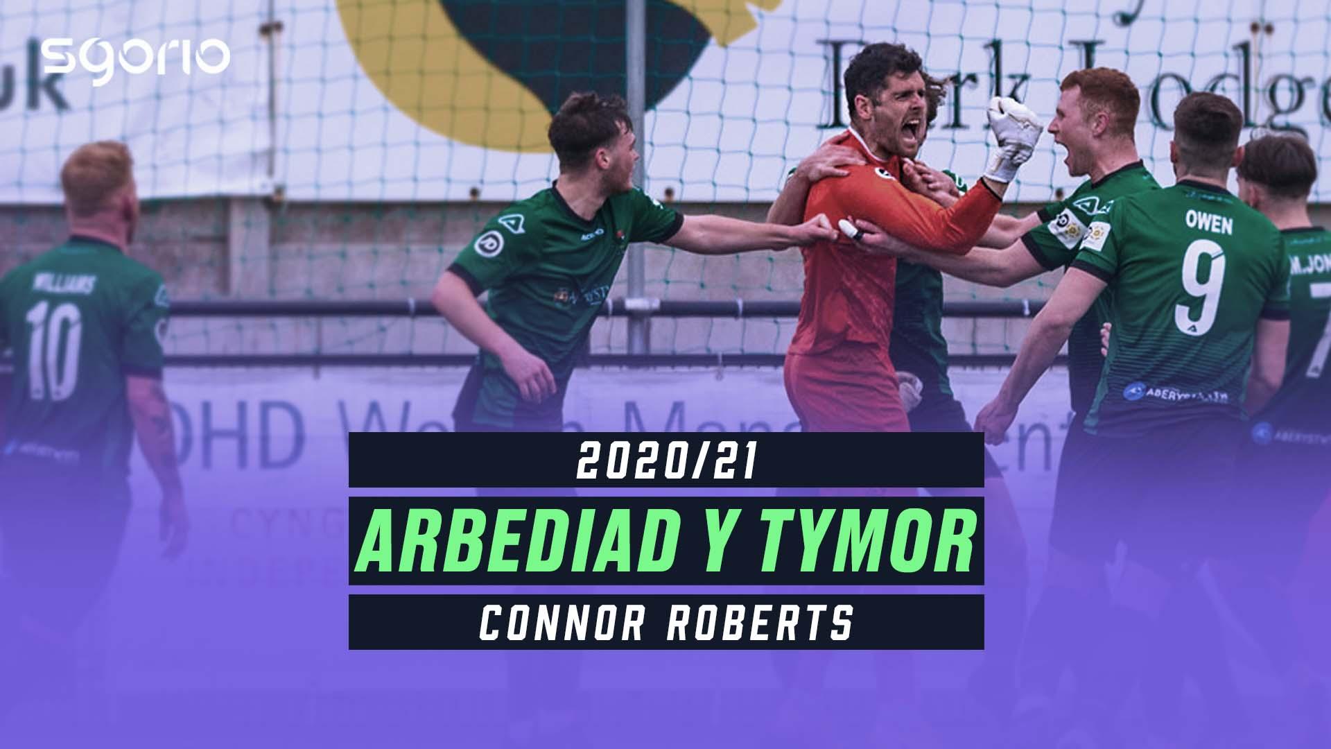 Arbediad y Tymor 2020/21 Cymru Premier JD