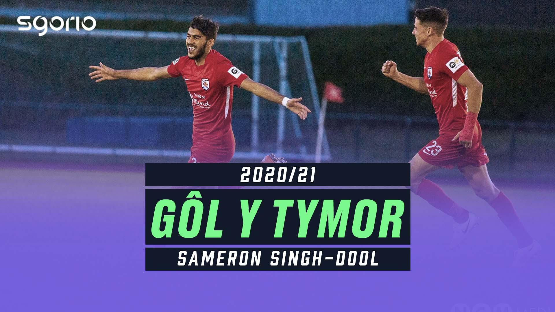 Gôl y Tymor Cymru Premier JD 2020/21