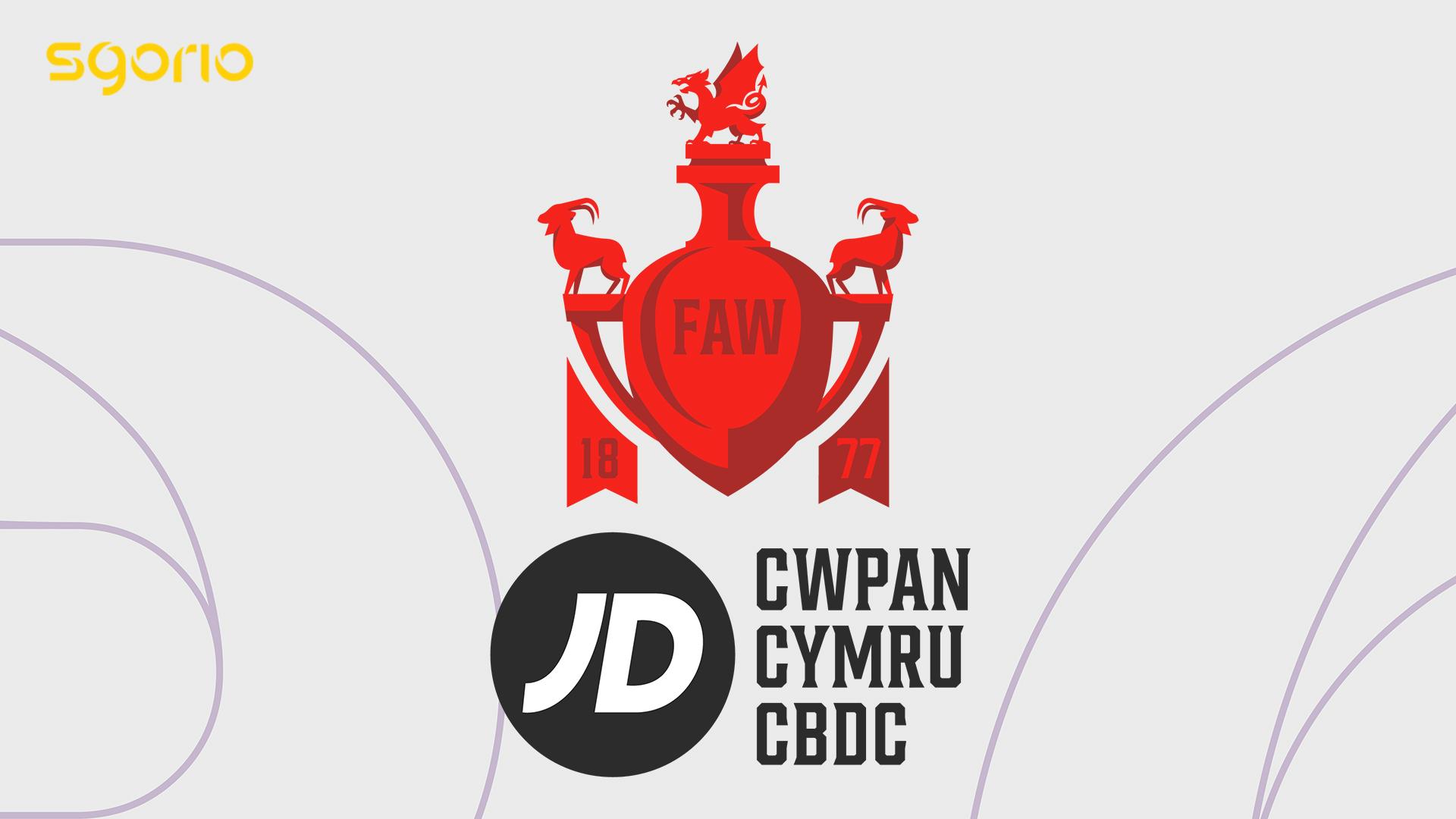 Cyhoeddi Gemau Ail Rownd Cwpan Cymru JD