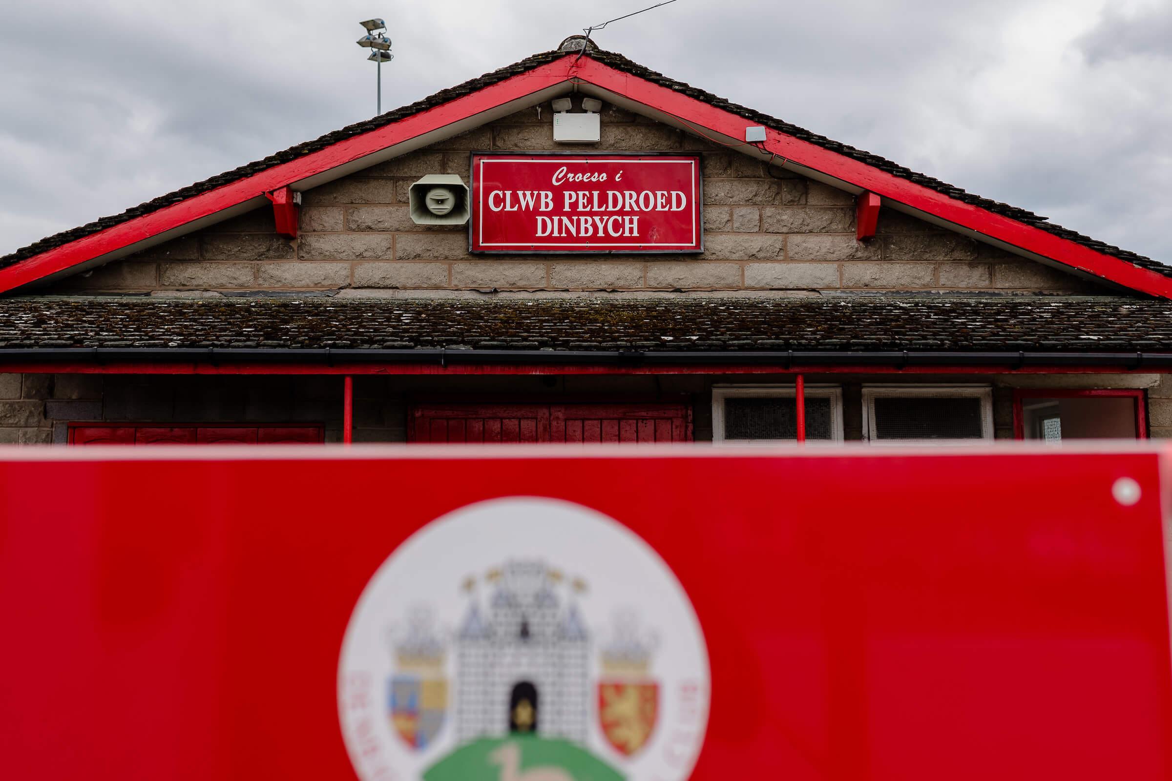 JD Welsh Cup: Denbigh Town v Caernarfon Town