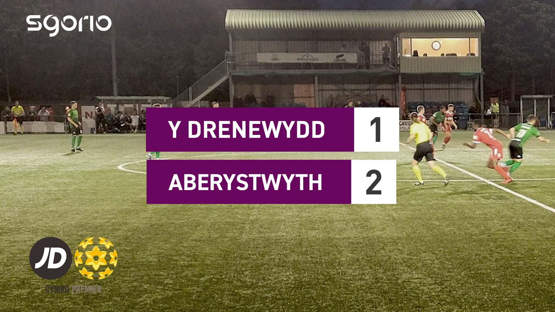 Newotwn 1-2 Aberystwyth Town