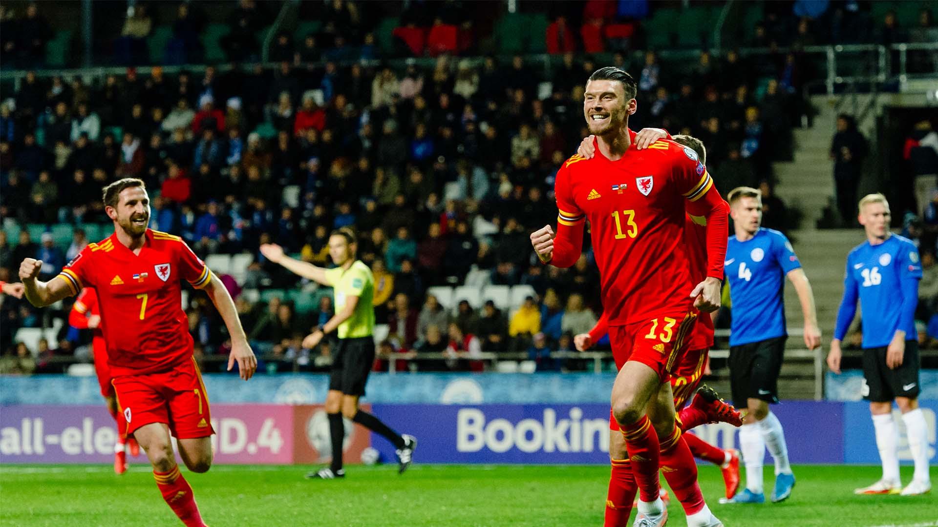 Rhagbrofol Cwpan y Byd 2022: Estonia 0-1 Cymru
