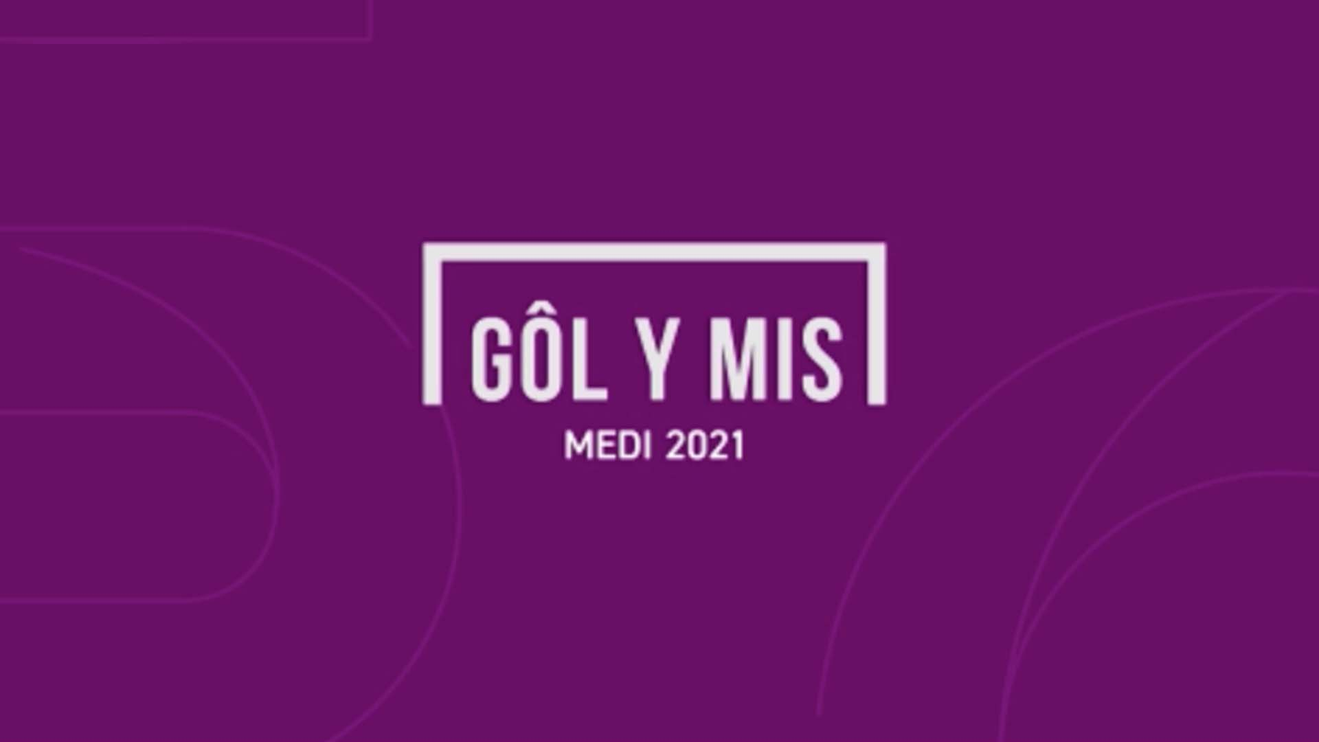 Rhestr fer Gôl y Mis: Medi 2021